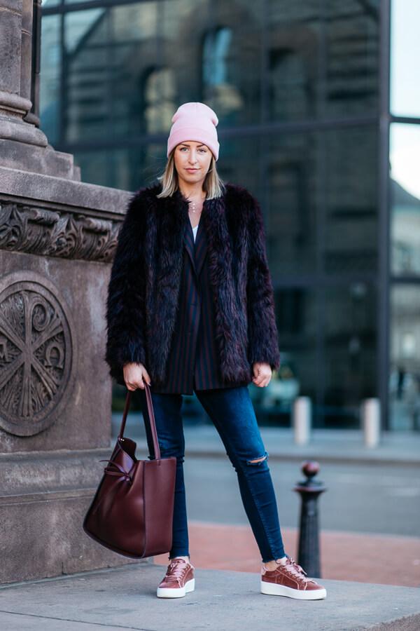 how to style a menswear blazer