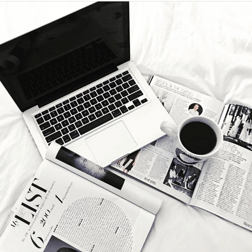 break from blogging
